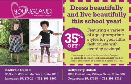 Youngland advertisement