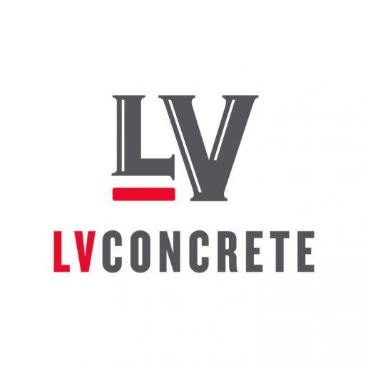 LV Concrete logo