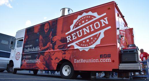 Reunion Food Truck