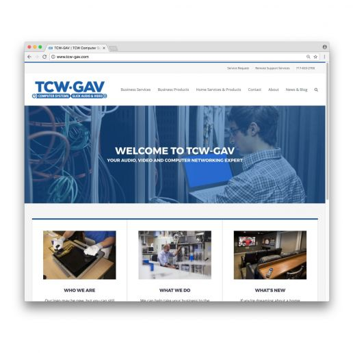 TCW-GAV Home Page