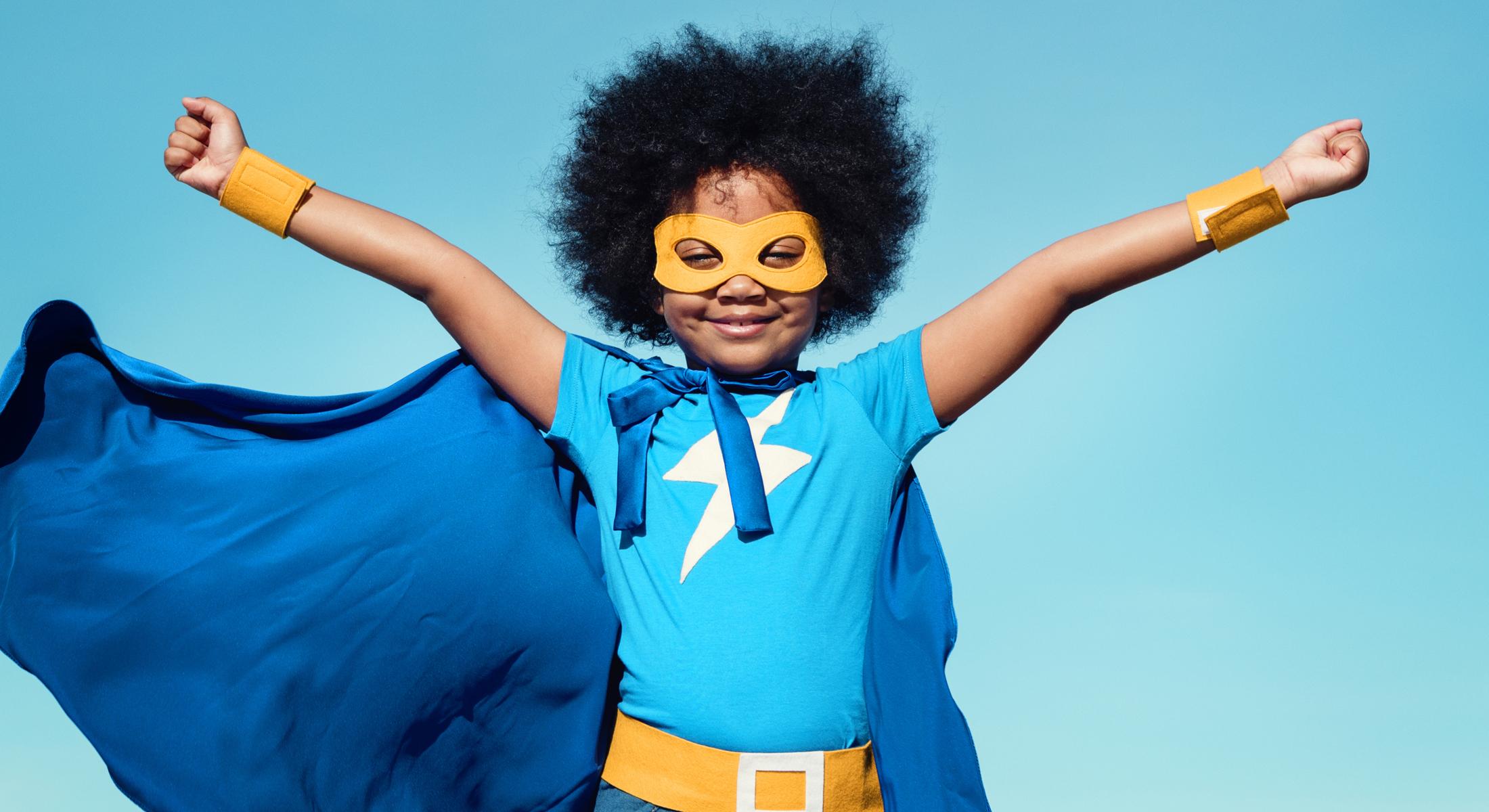 Blog Superhero Kid
