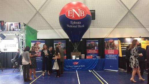 Ephrata National Bank Trade Show Booth