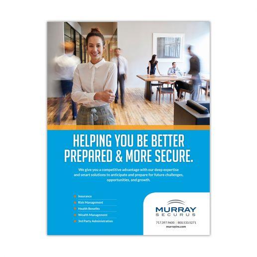 Murray Securus Print Ad