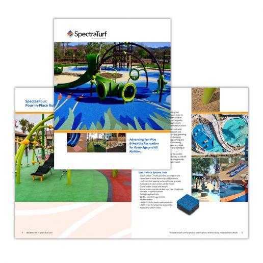 SpectraTurf Print Brochure
