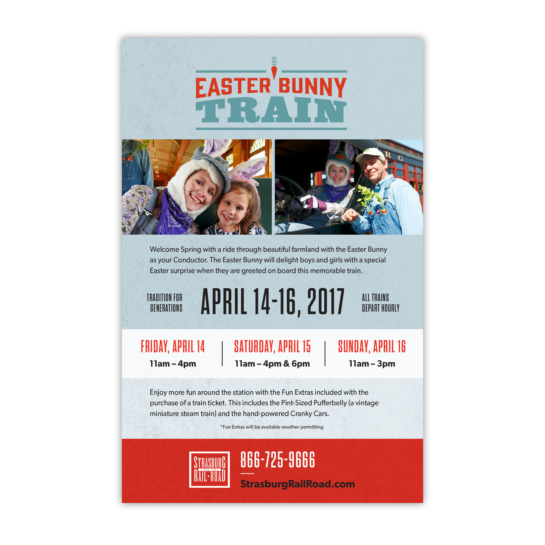 Strasburg Rail Road Event Promotion