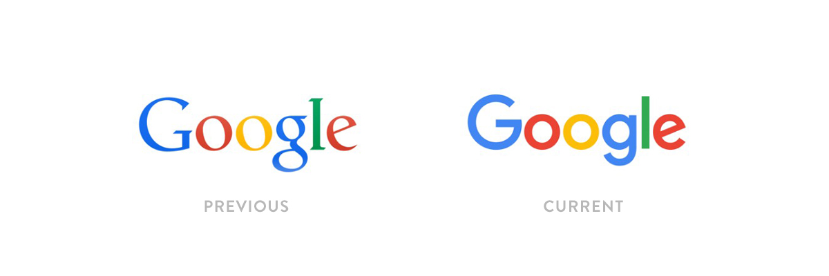 Google Logo Refresh
