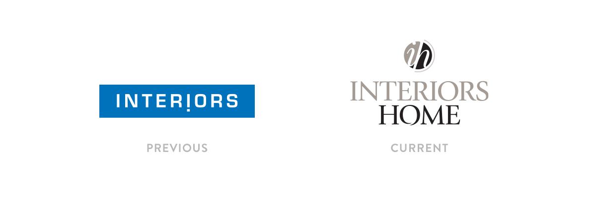 Interiors Logo Rebrand