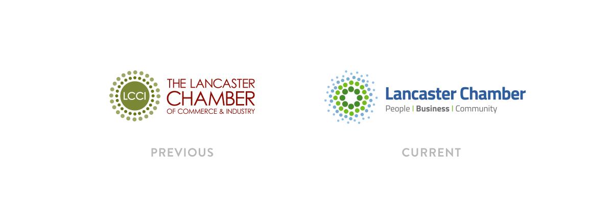 Lancaster Chamber Logo Refresh