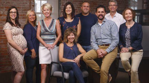 Scheffey Group Photo